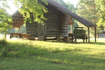 Old Log Cabins in Nashville tn