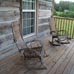 log home rental in nashville tn