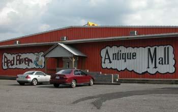 antique malls near nashville tn